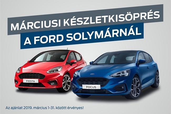 Új Ford Focus és Ford Fiesta modellek extra árkedvezménnyel azonnal elvihetők! Jöjjön el hozzánk, próbálja ki modelljeinket, hatalmas készlettel várjuk!